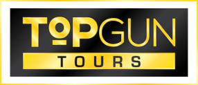Top Gun Tours Logo