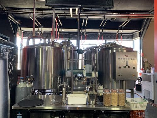 Brewing Equipment - Mash Brewery