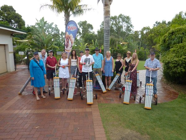 Swan Valley bus charters - Supa Golf