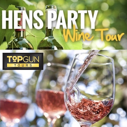 Hens Party Wine Tours