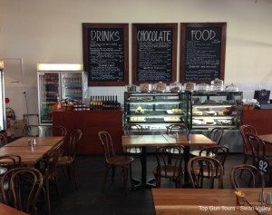 margaret river chocolate company cafe