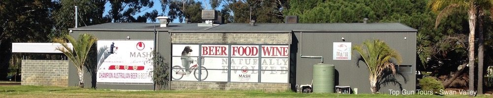 Beer Tastings at Mash Brewing