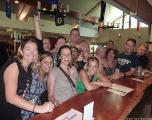 Swan Valley brewery tour