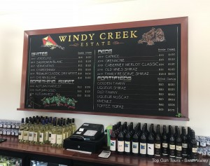 Windy Creek Estate Wines
